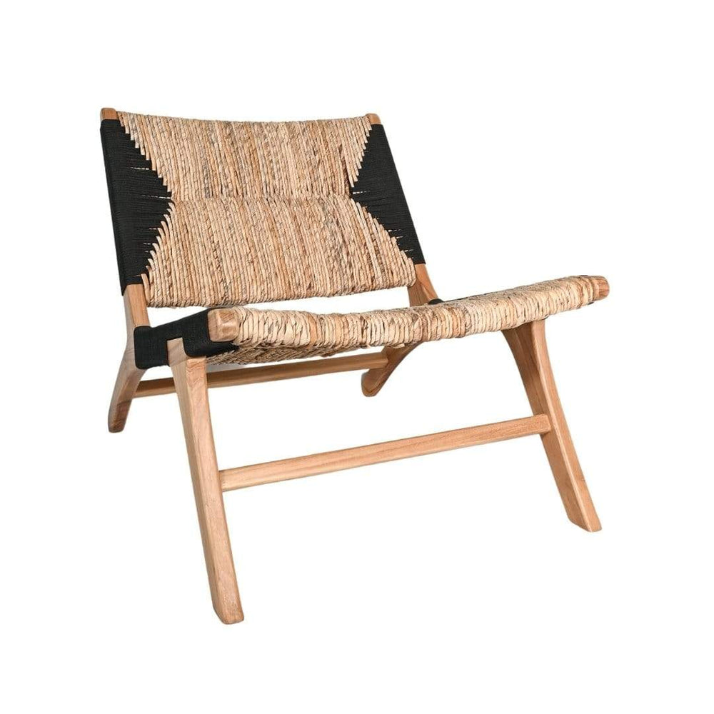 Zoco Home Furniture Mykonos Lounge Chair | 80x68x34cm