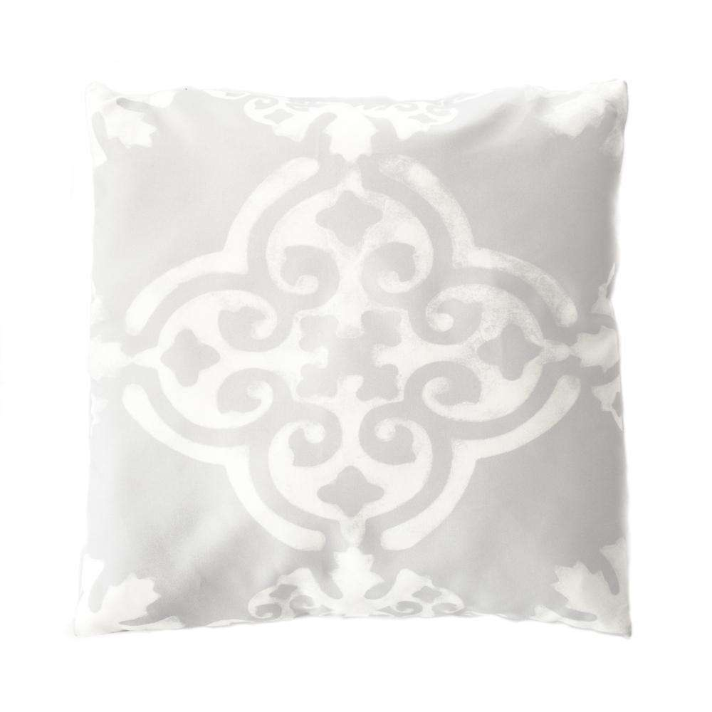 Decor pillow |  Grey