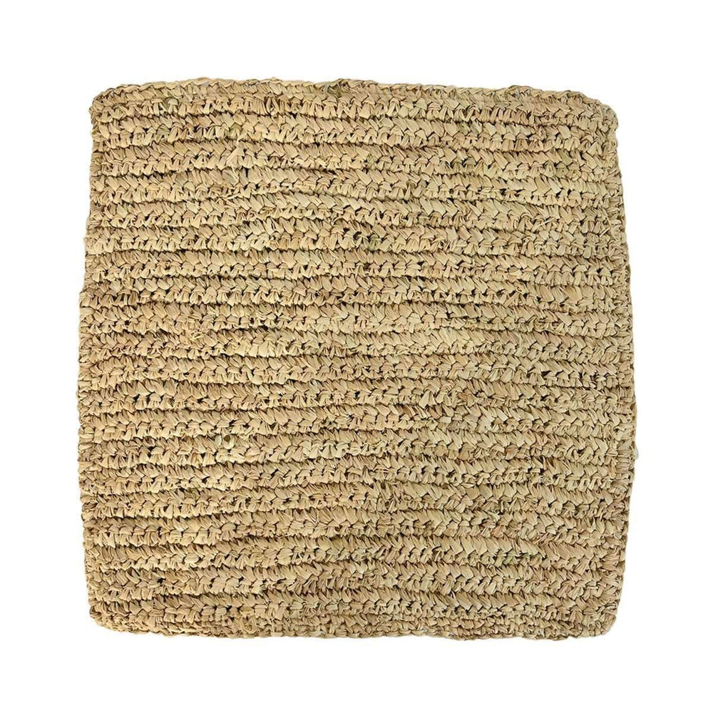 Raffia Cushion Cover | 45x45cm