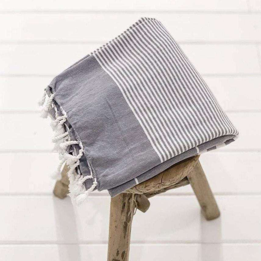 Fouta towel | Grey