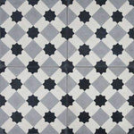 Cement Tile | Safi | Grey