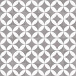 Cement Tile | Tanger | Grey - Zoco Home