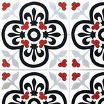 Patterned Cement Tile | 20652 - Zoco Home