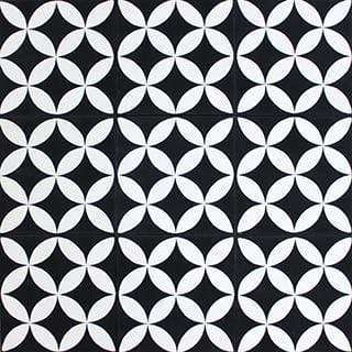 Patterned Cement Tile | 20702