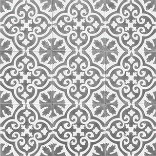 Patterned Cement Tile | 20872