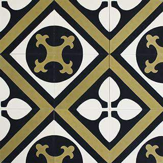 Zoco Home Tiles/Cement tiles|Tiles/Cement tiles/Patterned cement tiles|Tiles 21077