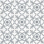 Patterned Cement Tile | 21323