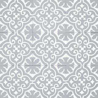 Moroccan Cement Tile | 21276 - Zoco Home