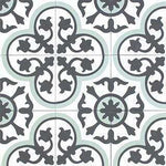Moroccan Cement Tile | 21324 - Zoco Home