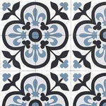 Zoco Home Tiles/Cement tiles|Tiles/Cement tiles/Patterned cement tiles|Tiles Patterned cement tile - 21320