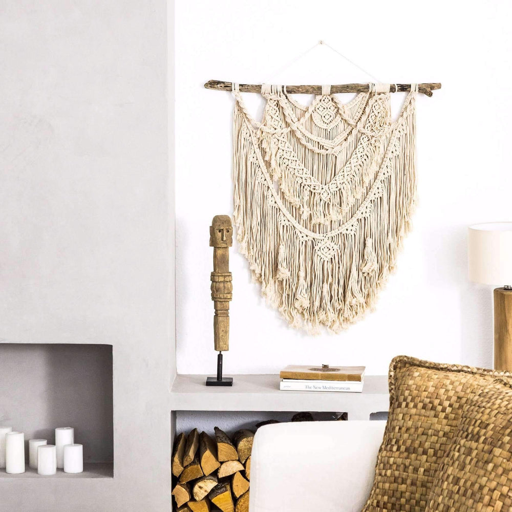 Zoco Home wall deco Macrame Wall Hanging | L