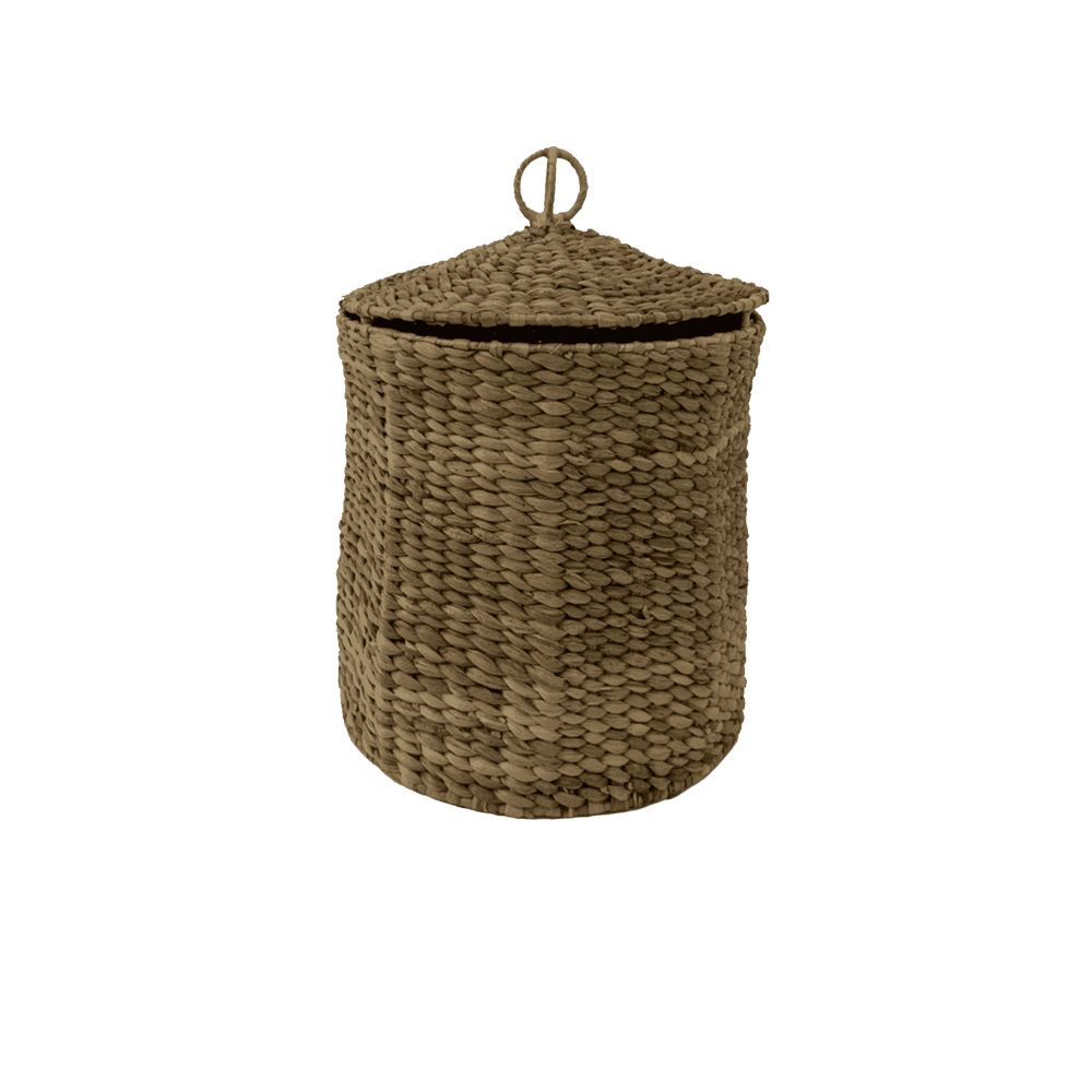 Water Hyacinth Basket | 30x30cm - Zoco Home