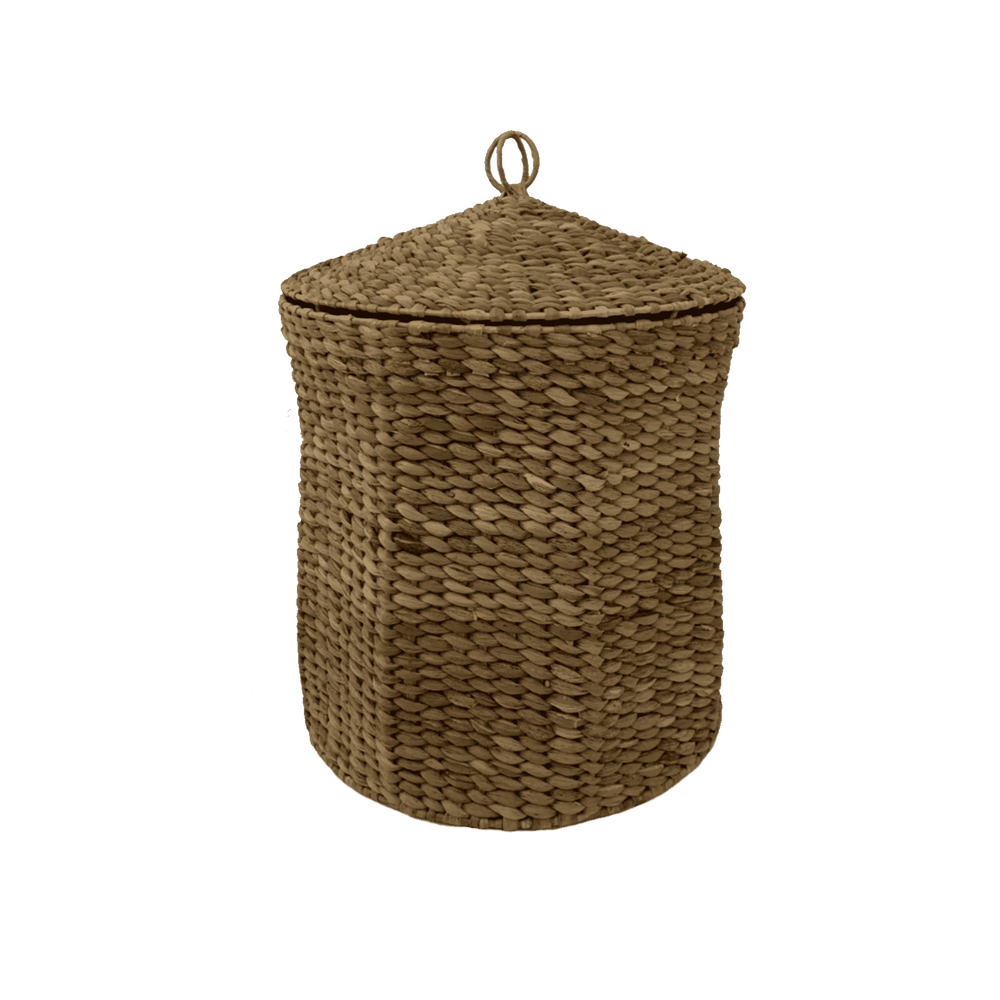 Water Hyacinth Basket | 40x40cm