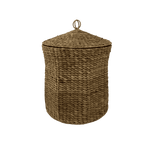 Water Hyacinth Basket | 40x40cm - Zoco Home