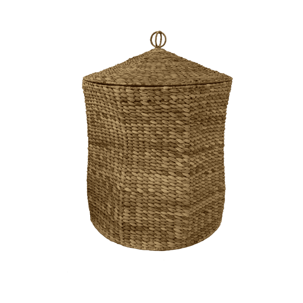 Water Hyacinth Basket | 50x50cm