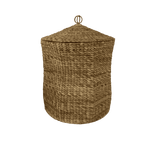 Water Hyacinth Basket | 50x50cm - Zoco Home