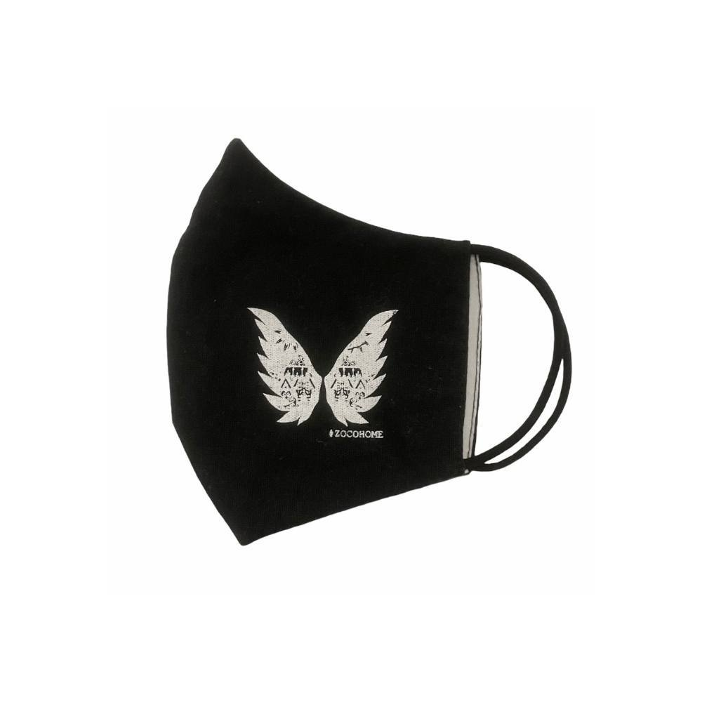 "Zoco Home ""Wings"" Face Mask"