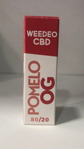 POMELO OG WEEDEO CBD 30mg 100mg 300mg (10ml ) - HEMPOINT CBD