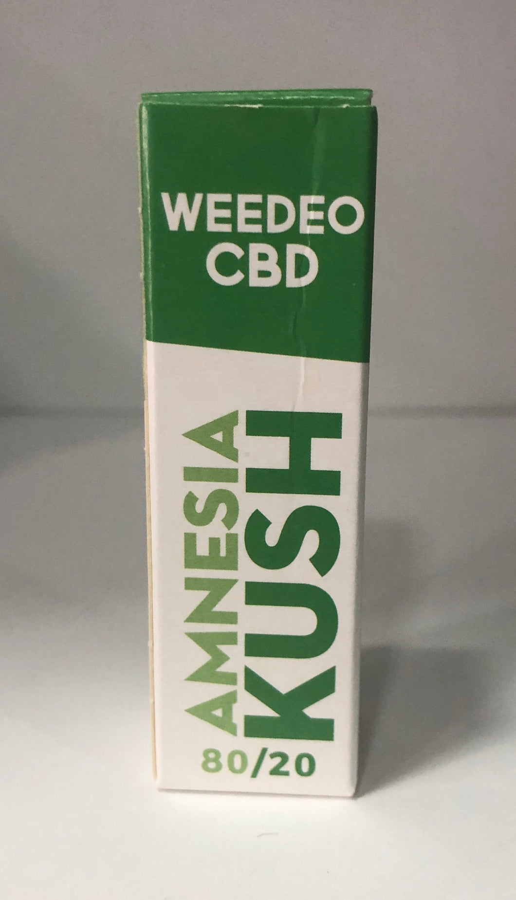 AMNESIA HAZE WEEDEO CBD 30mg 100mg 300mg (10ml ) - HEMPOINT CBD