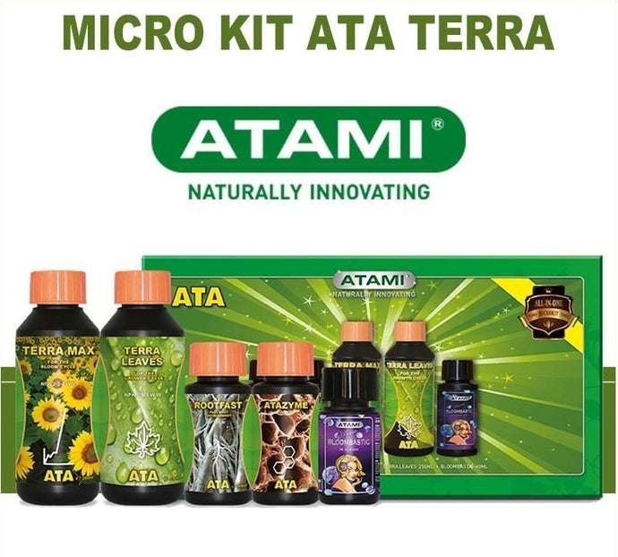 ATAMI Micro Kit All In One Terra - HEMPOINT CBD