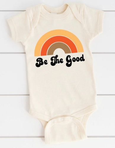 Be good onesie
