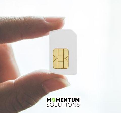 MOMENTUM Cellular DATA Unlimited SIM UK - MOMENTUM Tech Solutions