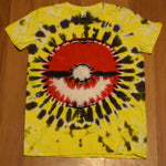 Small Pokeball T-Shirt - clothing - adult anvil pokeball small tshirt - Stuff N Things