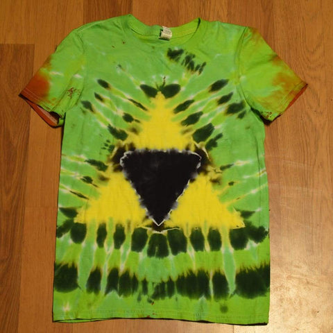 XS Triforce T-Shirt - clothing - adult anvil triforce tshirt xs - Stuff N Things
