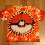 Youth XS Pokeball T-Shirt - clothing - anvil pokeball tshirt xs youth - STUFF N THINGS