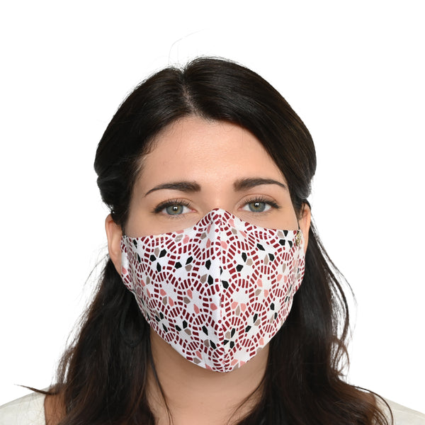 Akwaaba Mask - Mini Maxi Rose