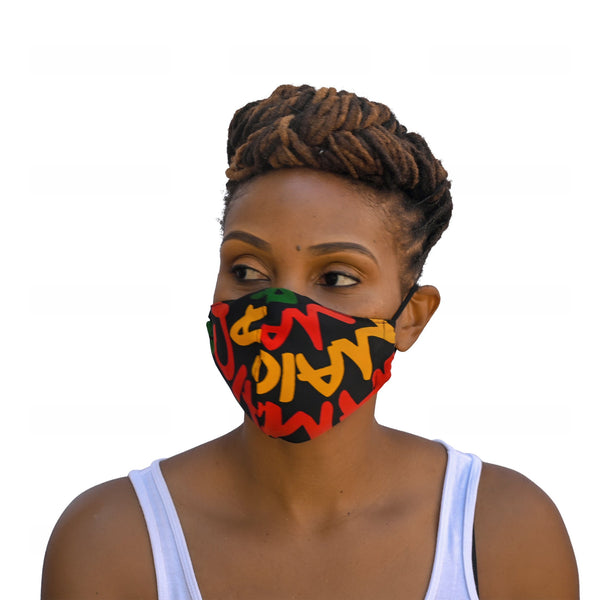 One Love Mask - Unity and Love mask