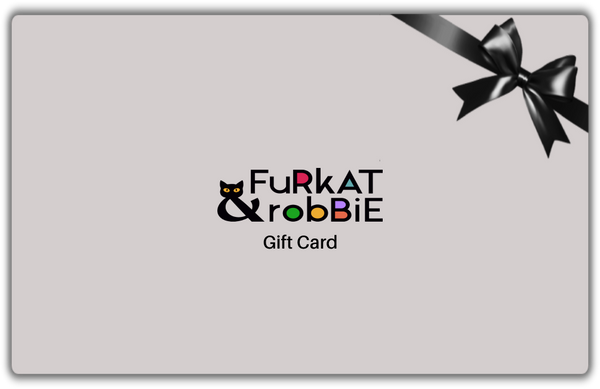 Furkat and Robbie Gift Card