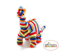 Dippy Dinosaur Rattle Rainbow Baby Gift Ideas