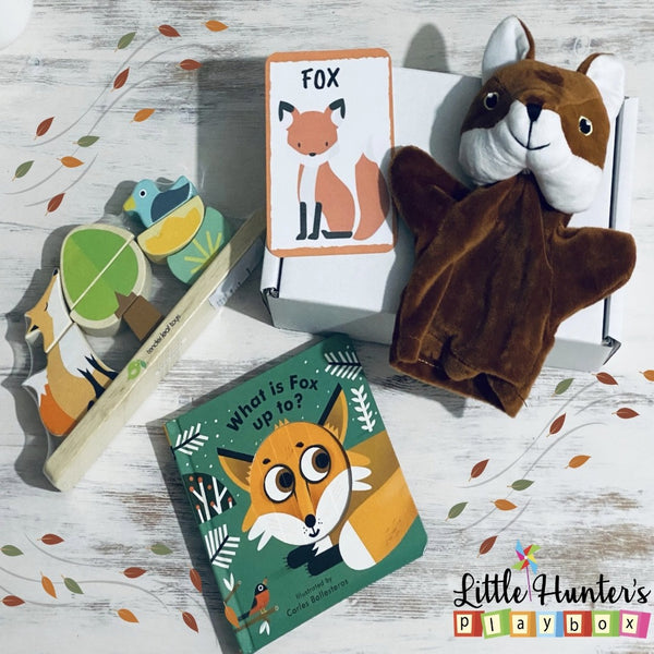 Fox Themed Playbox