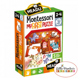 Montessori My First Puzzle The Farm Puzzles