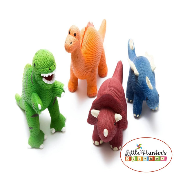 My First Rubber Dinosaurs Dinosaurs