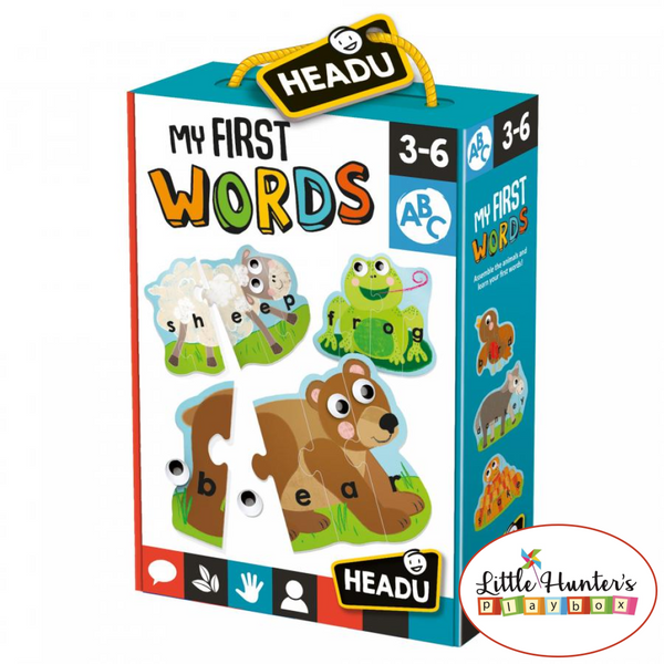 My First Words Puzzles