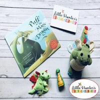 Puff The Magic Dragon Themed Boxes