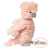 Putty Cockatoo Blush Soft Toy