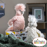 Putty Cockatoo Soft Toy
