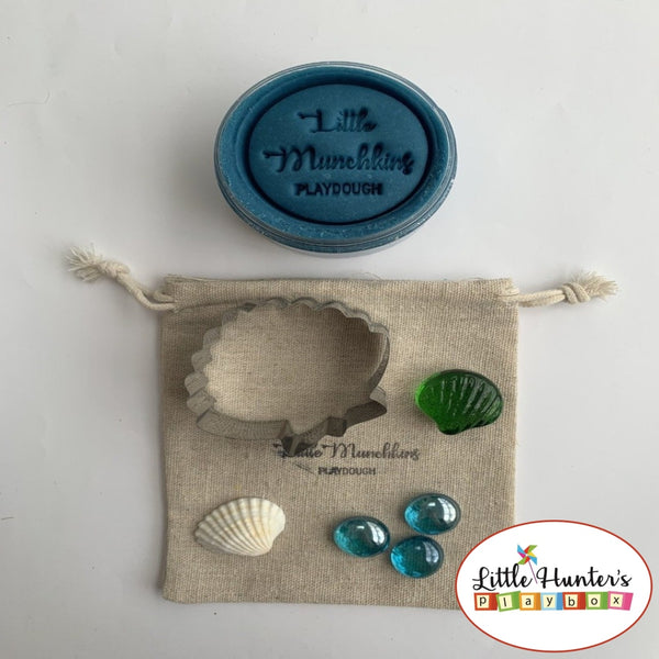 Under The Sea Mini Bag Playdough Bags