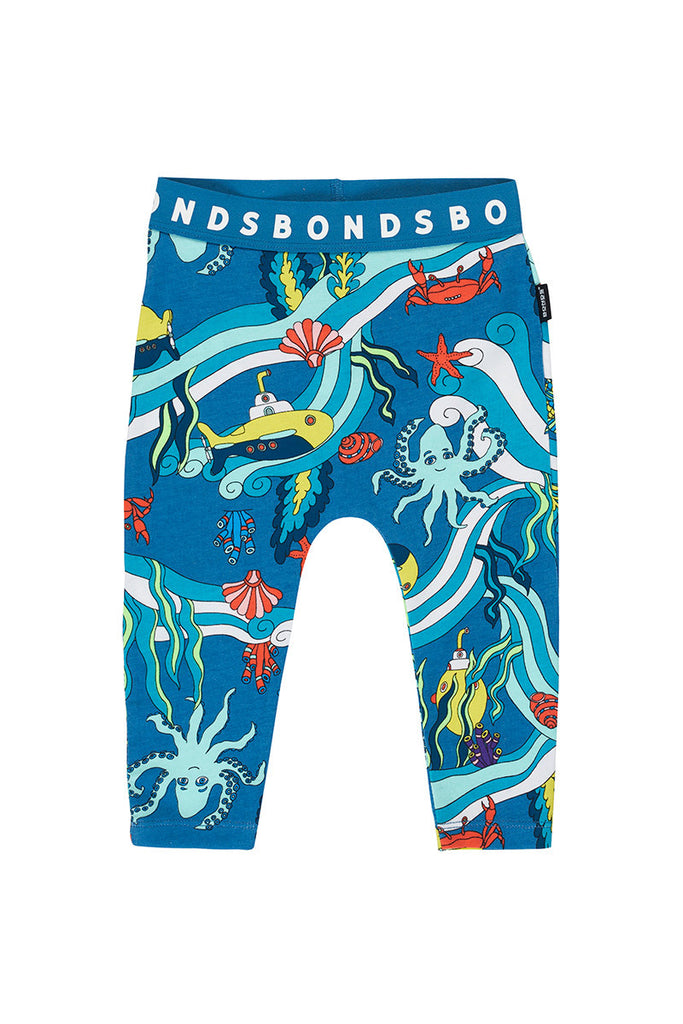 Deep Sea Dive Leggings