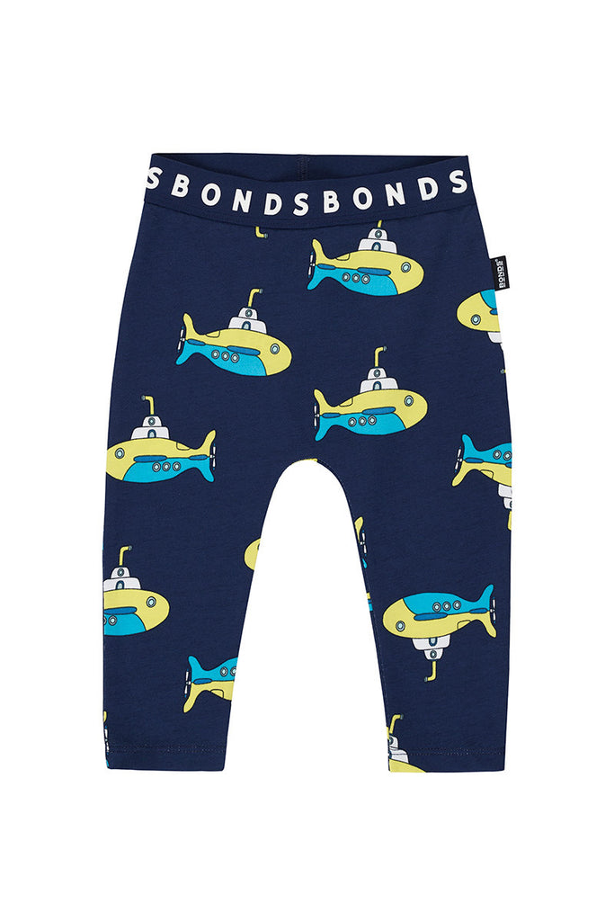Submarine Time Leggings