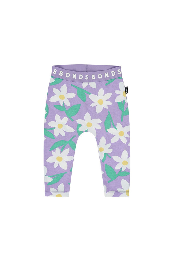 Daisy Dreaming Purple Leggings