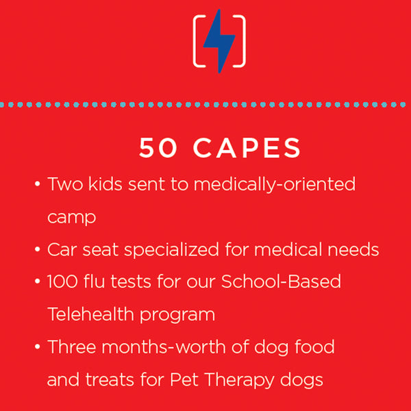 Donate a Patient Cape