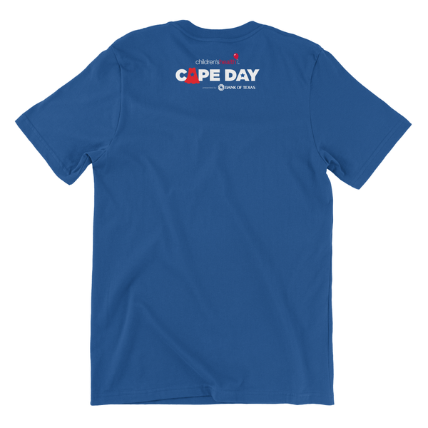 Purchase a Cape Day T-Shirt
