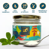Stevia Sugar Free Powder by Magicleaf® with 99.9% REB-A Purity (250 g | 125 Servings) | 100% Natural Sweetener Made From Stevia Leaves | Zero Calorie - Magicleaf