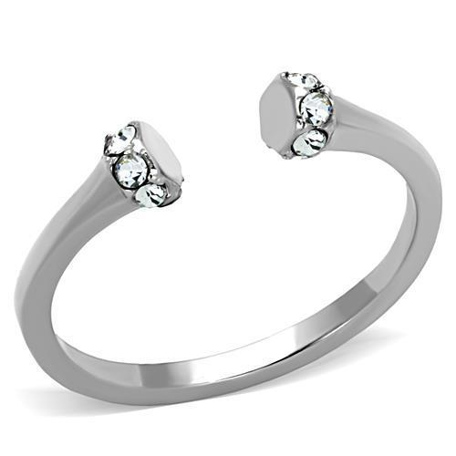 High Polished Stainless Steel Ring