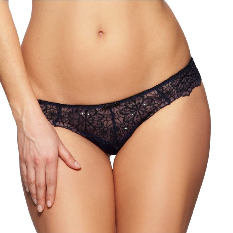 Lace Brazilian Panty Gossard Graphic Floral