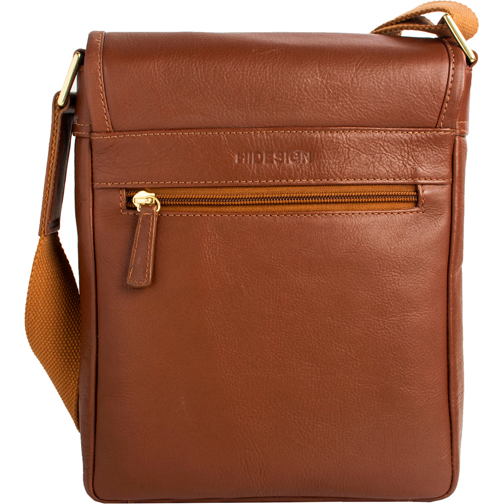 Seattle Leather Crossbody Messenger